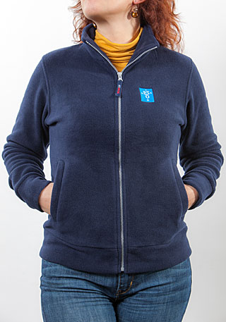 ESO Slim Fit Fleece Jacket: Women Size M