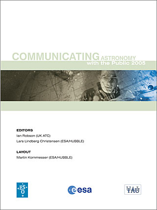 Book: Communicating Astronomy with the Public 2005