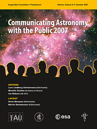 Book: Communicating Astronomy with the Public 2007