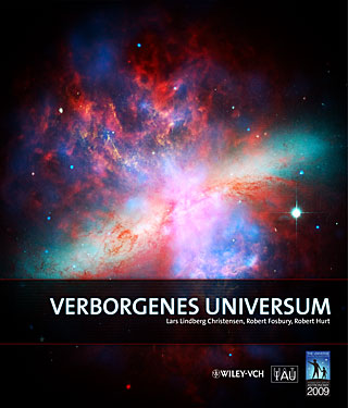 Book: Verborgenes Universum (Hidden Universe in German)