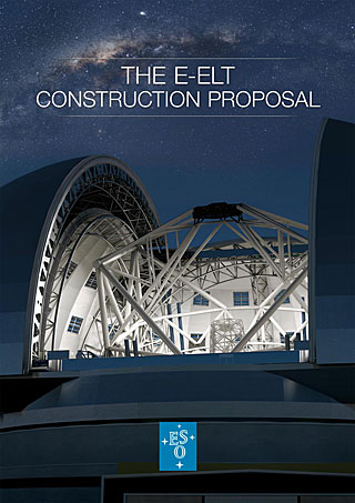 Book: E-ELT Construction Proposal