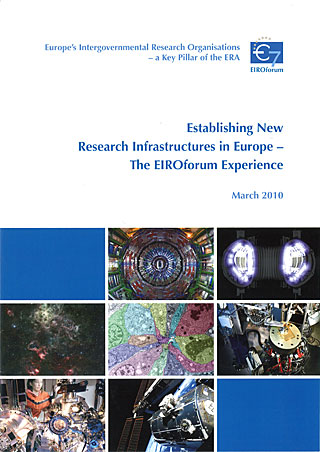 Brochure: The EIROforum Experience
