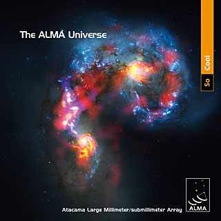 Brochure: The ALMA Universe