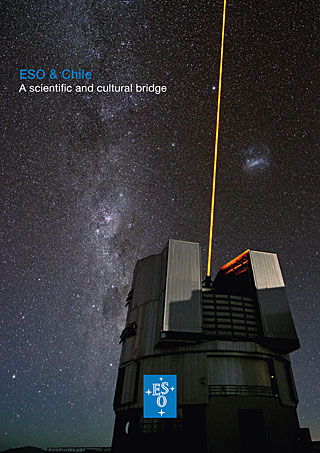 Brochure: ESO & Chile: A scientific and cultural bridge