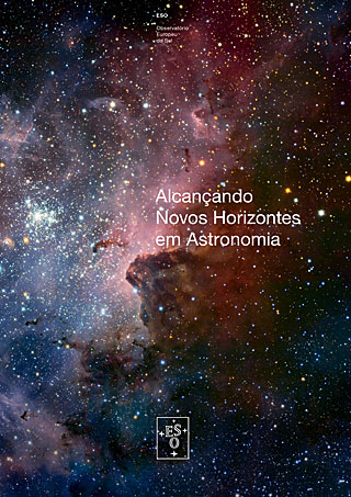 Brochure: Reaching New Heights in Astronomy (Brazilian Portuguese)