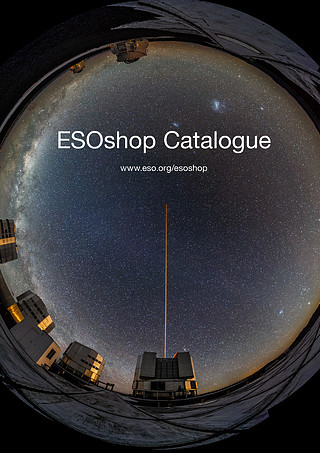 Brochure: ESO Shop Catalogue