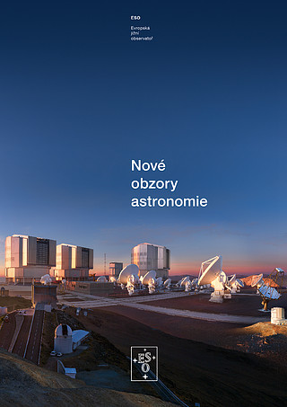Brochure: Reaching New Heights in Astronomy (Čeština)