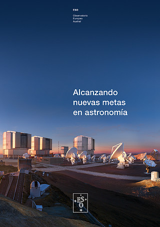 Brochure: Reaching New Heights in Astronomy (Español)