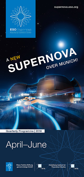 ES Supernova Programme (April-June) (English)
