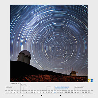 November 2012 — Starry La Silla