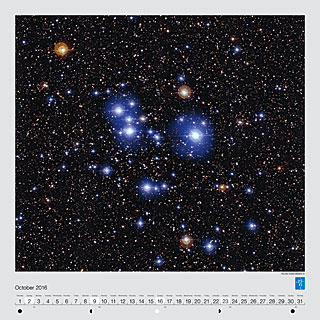 October - The star cluster Messier 47