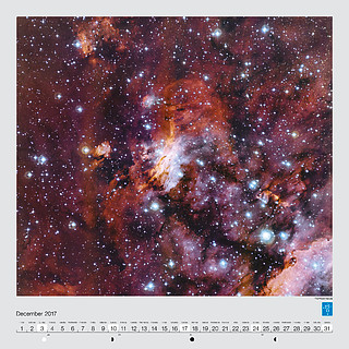 December – The Prawn Nebula