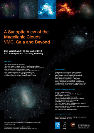 A Synoptic View of the Magellanic Clouds