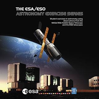 CD-ROM: The ESA/ESO Astronomy Exercise Series