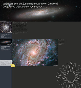 1019 Chemical evolution of galaxies