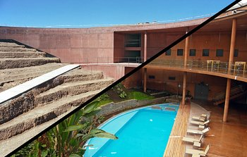 An Oasis for Astronomers — ESO's Paranal Residencia Then and Now