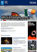 ESO — Ireland to Join the European Southern Observatory — Organisation Release eso1831