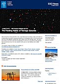 ESO Science Release eso1212 - The Feeding Habits of Teenage Galaxies