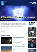 ESO — A Cosmic Mystery: ESO Telescope Captures the Disappearance of a Massive Star — Science Release eso2010
