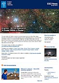 ESO Photo Release eso1218 - A Cluster Within a Cluster
