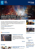 ESO — Deepest Ever Look into Orion — Science Release eso1625