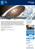 ESO — Stellar Outburst Brings Water Snow Line Into View — Science Release eso1626