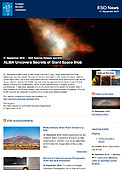 ESO — ALMA Uncovers Secrets of Giant Space Blob — Science Release eso1632