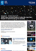 ESO — MUSE Probes Uncharted Depths of Hubble Ultra Deep Field — Science Release eso1738