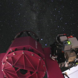 Rapid Eye Mount telescope