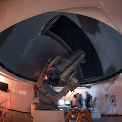 Double-Channel Photometer at the ESO 0.5-m