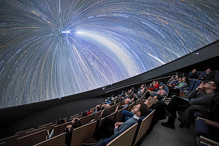 Special Planetarium Show (book entire show at time slot of own choice, outside office hours)