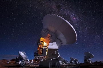 ALMA Night-time observing