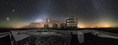 VLT, Galactic Plane and the Magellanic Clouds